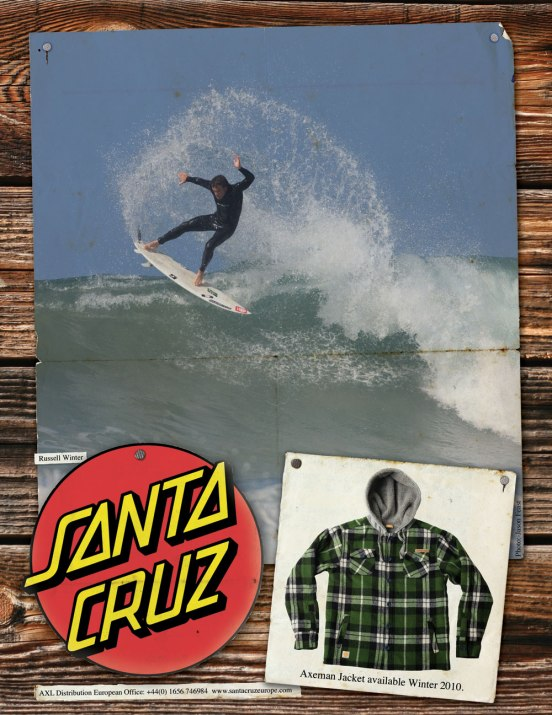 Santa Cruz Clothing