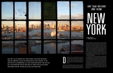 Tide Magazine New York Travel Feature