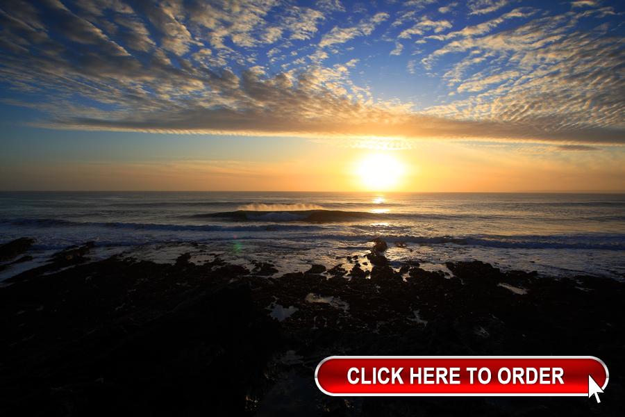 Cornwall Sunset sm