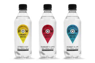 Pwerful Water Company Product Shots