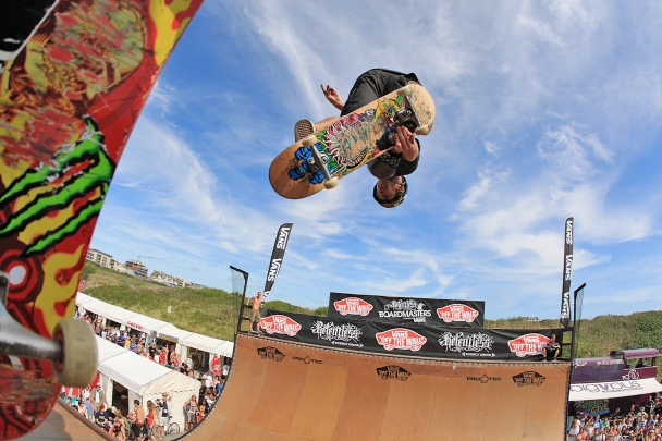 VANS World Skate Champs