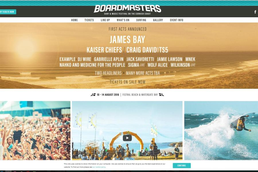 boardmasters by jason feast