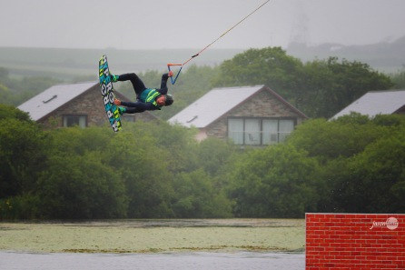 Photo Shoot with Wakeboard World Champ Nick Davies