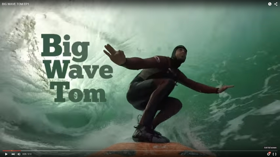 big wave tom