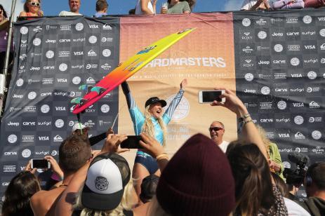 ella williams womens open winner by jason feast