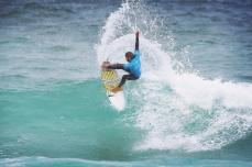 Jay Quinn GBR. throwing a massive rooster tail. sat.by jason feast