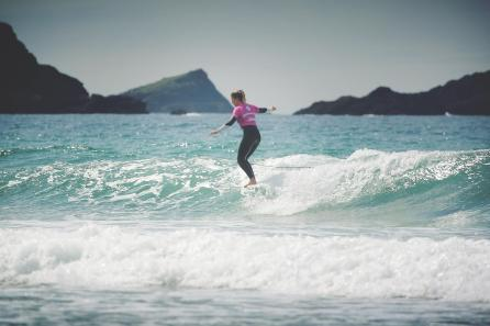 Lindsay Steinriede USA 10 toes on the noes, sunday runner up by jason feast 2