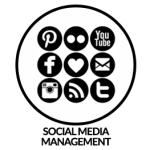 Social Media management White
