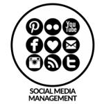 Social Media management White