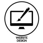 website design white